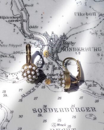 Ohrringe Sonderburg, bonitaperla